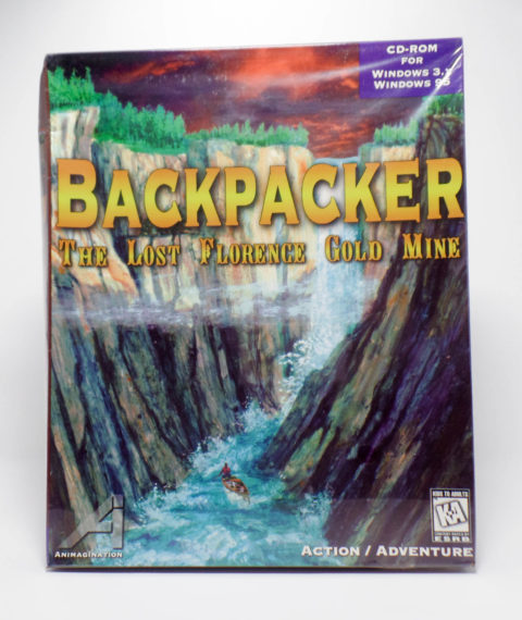 Backpacker – The Lost Flourence Gold Mine