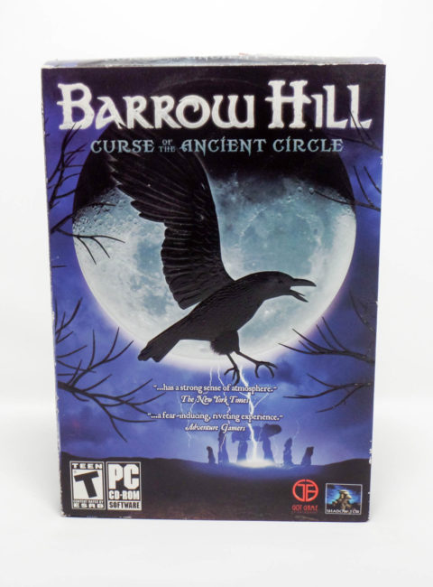 Barrow Hill – Curse of the Ancient Circle