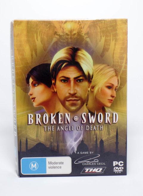 Broken Sword – The Angel of Death