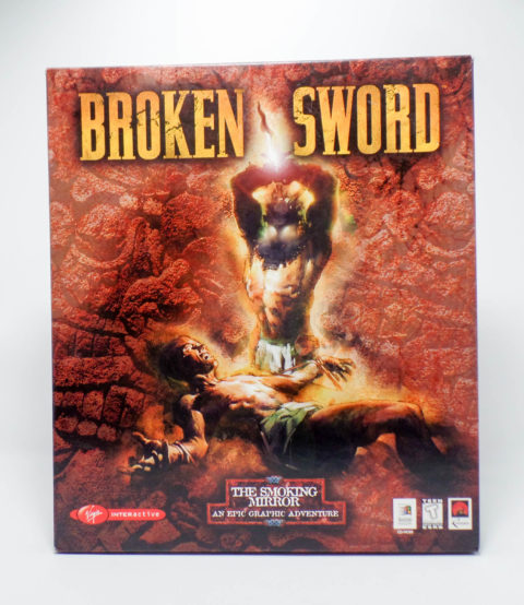 Broken Sword – The Smoking Mirror