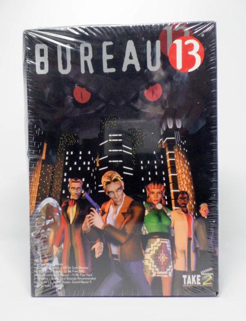 Bureau 13 (sealed)