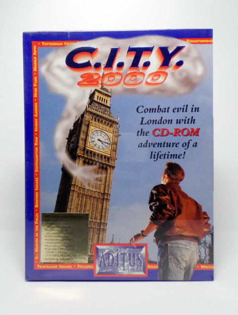 C.I.T.Y. 2000