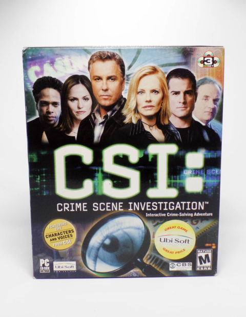 CSI – Crime Scene Investigation