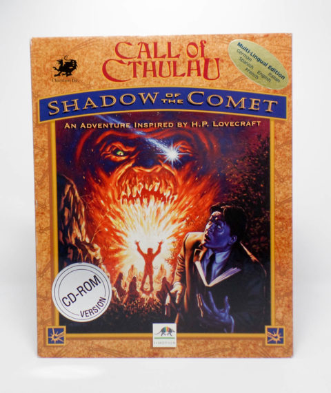 Call of Cthulu – Shadow of the Comet