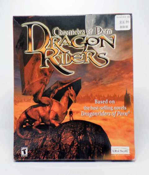 Chronicles of Pern – Dragon Riders