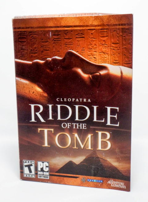 Cleopatra – Riddle of the Tomb