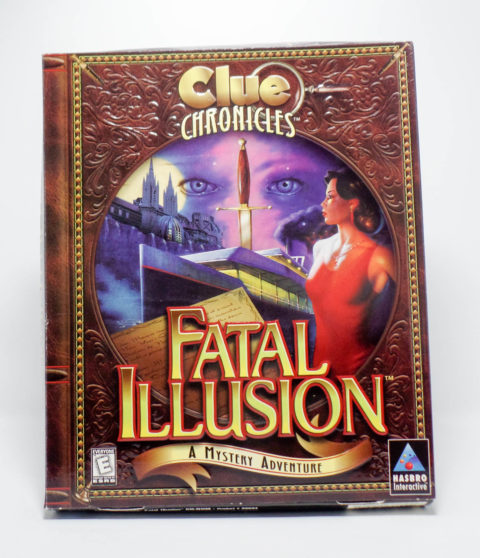 Clue Chronicles – Fatal Illusion