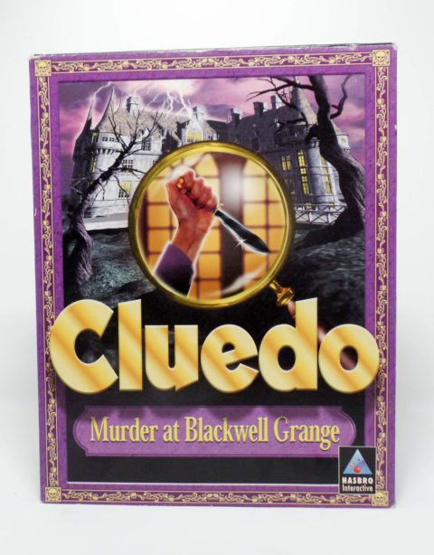 Cluedo – Murder at Blackwell Grange