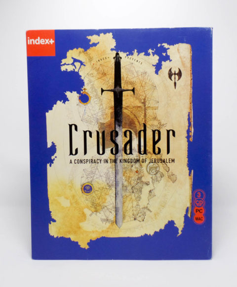 Crusader – Conspiracy in the Kingdom of Jerusalem