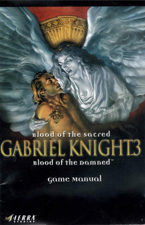 Gabriel Knight 3 – Manual