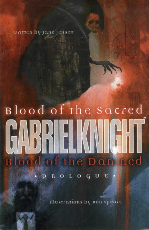Gabriel Knight – Blood of the Sacred Blood of the Damned – Prologue