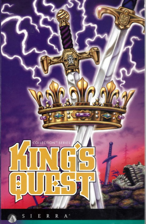 Kings Quest Collection – Manual