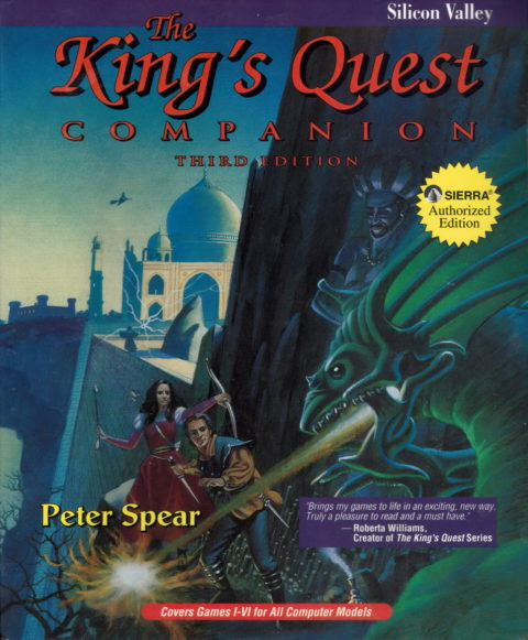 Kings Quest Companion – Third Edition – Guide