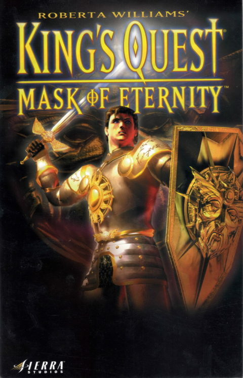 Kings Quest – Mask of Eternity – Manual