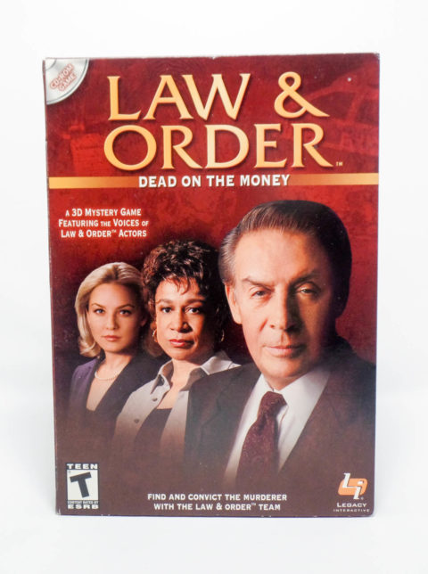 Law & Order – Dead on the Money