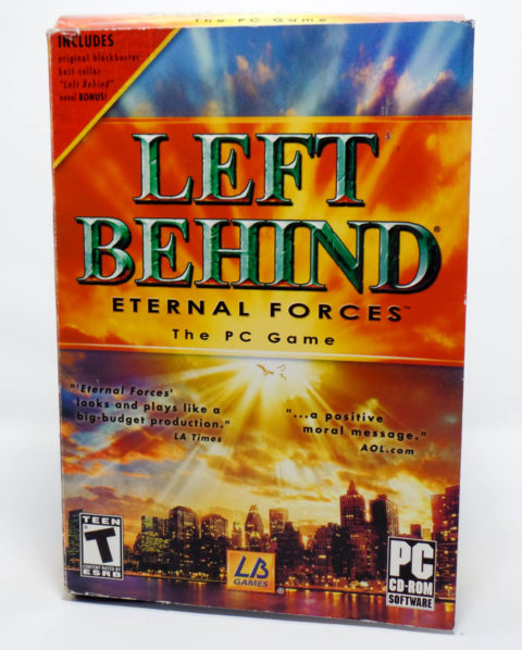 Left Behind – Eternal Forces