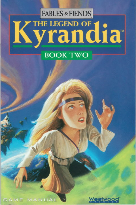 Legend of Kyrandia – Book 2 – Manual
