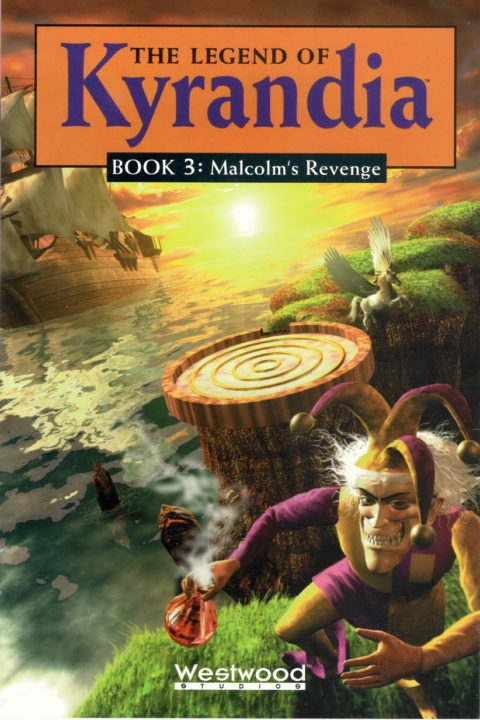 Legend of Kyrandia – Book 3 – Manual