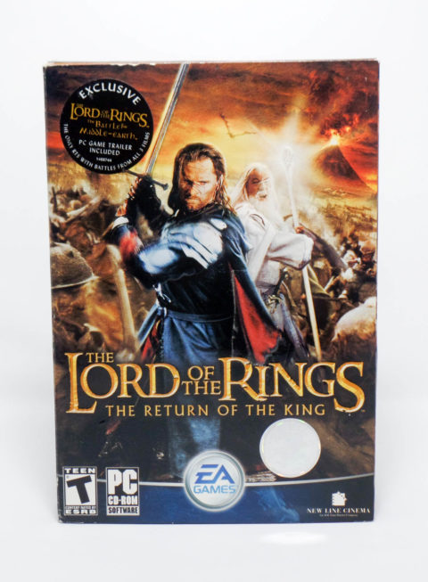 Lord of the Rings – Return of the King