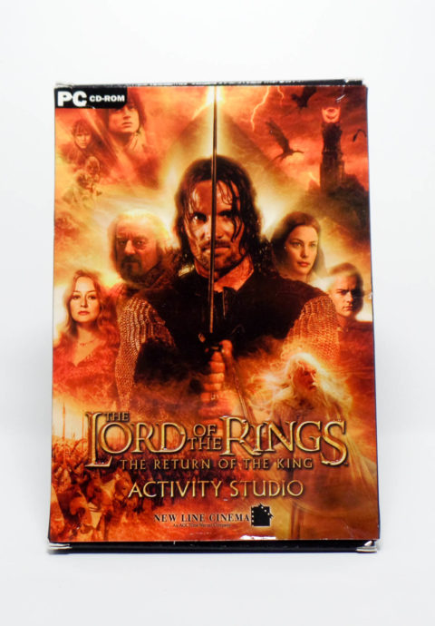 Lord of the Rings – Return of the King – Activity Studio