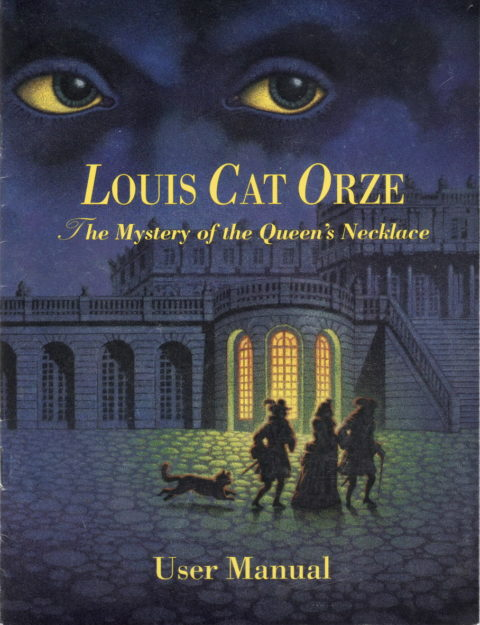 Louis Cat Orze – Manual