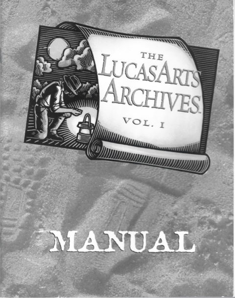 LucasArts Archives – Vol 1 – Manual