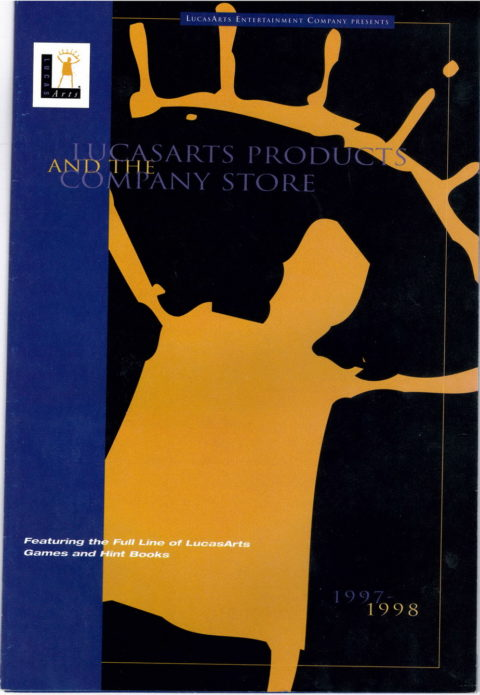 LucasArts Catalog – 1997-1998