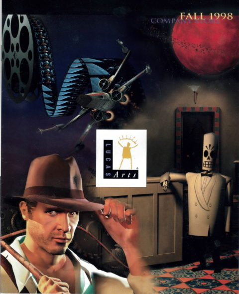 LucasArts Catalog – Fall 1998