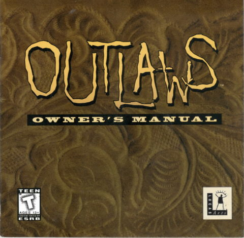 Outlaws – Manual