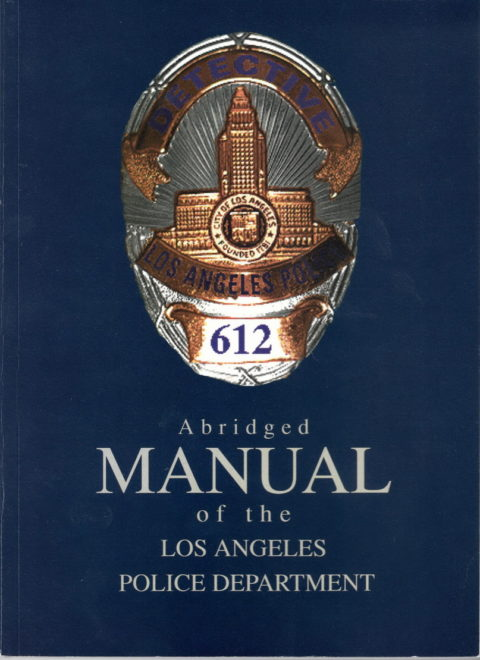 Police Quest IV – Police Manual