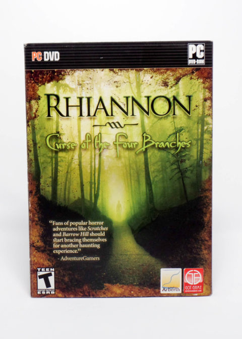 Rhiannon – Curse of the Four Branches