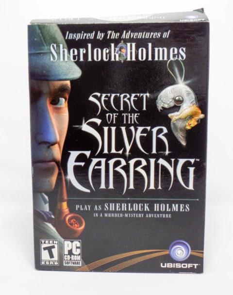 Secret of the Silver Earring