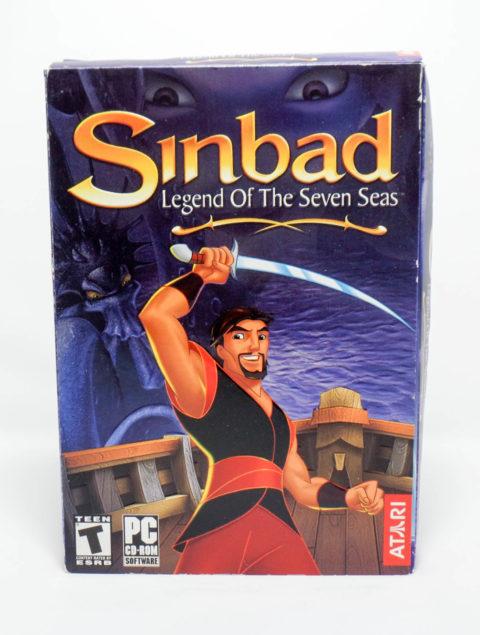 Sinbad – Legend of the Seven Seas