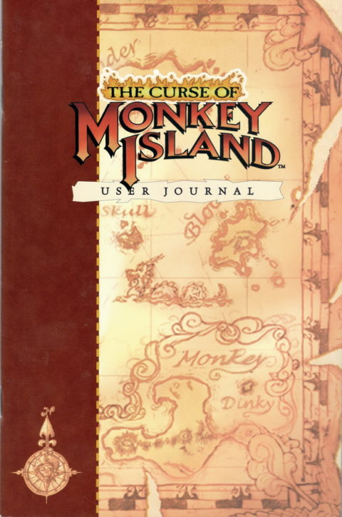 The Curse of Monkey Island – Journal