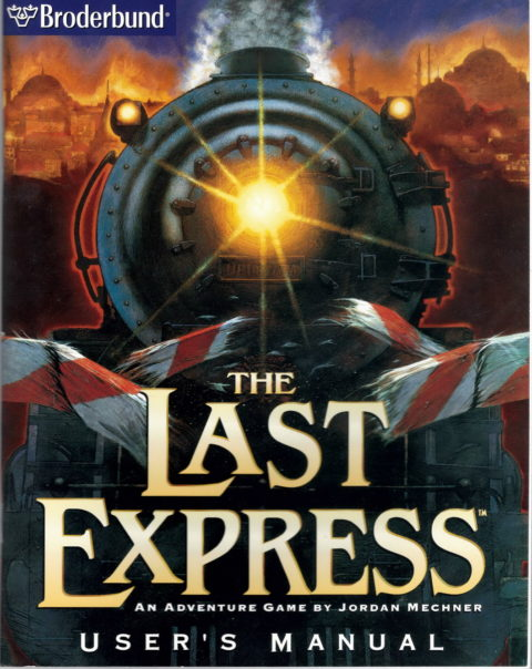 The Last Express – Manual