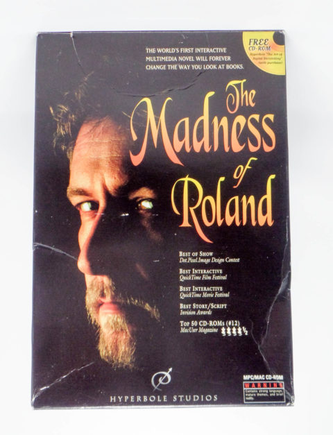 The Madness of Roland