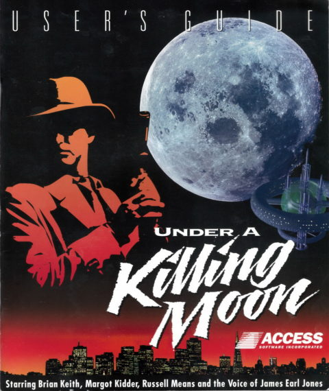 Under A Killing Moon – Manual
