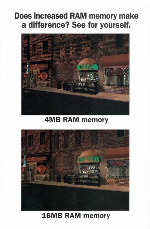 Under A Killing Moon – RAM