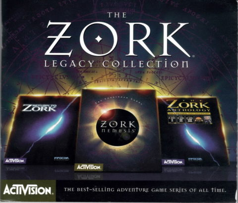Zork Legacy Collection – Manual