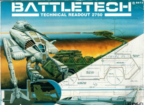 BattleTech – Technical Readout 2750