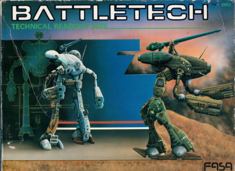 BattleTech – Technical Readout 3025