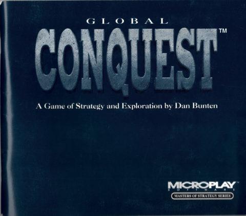 Global Conquest – Manual