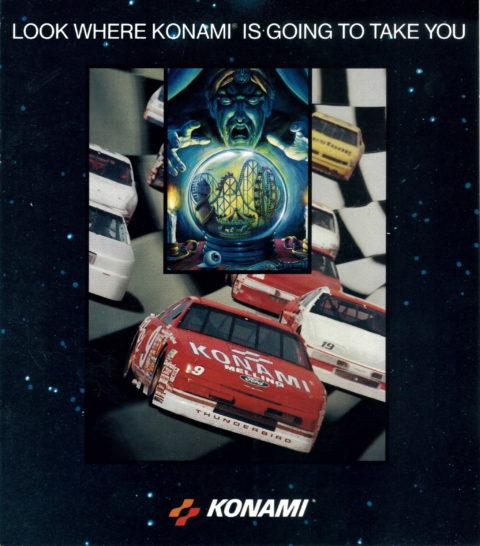 Konami Catalog