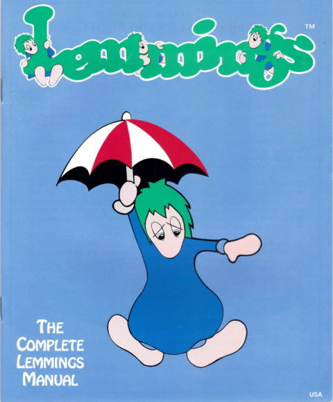 Lemmings – Manual