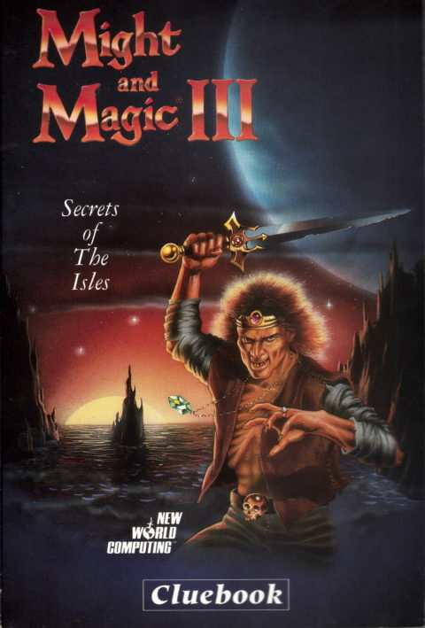 Might and Magic III – Cluebook