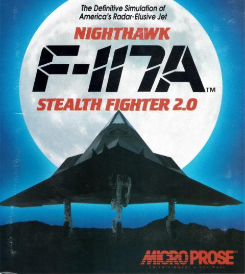 Nighthawk F-117A Stealth Fighter 2.0 – Manual