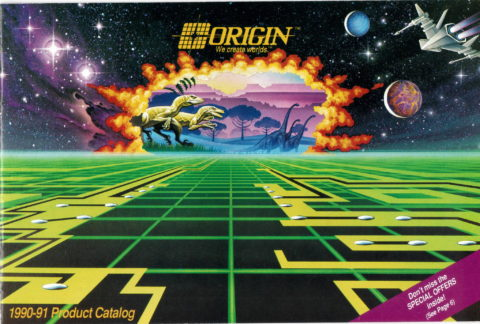 Origin – Product Catalog 90-91