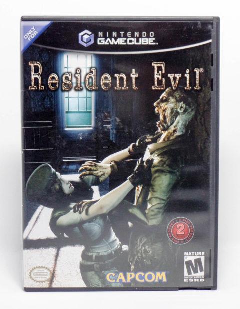 Resident Evil (Gamecube)