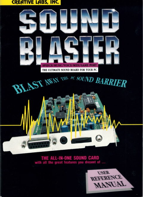 SoundBlaster – Reference Manual