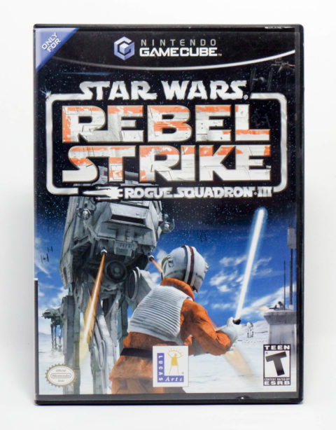 Star Wars: Rebel Strike (Gamecube)